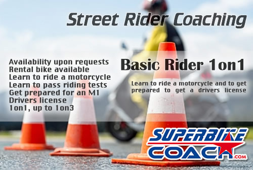 Basic Street Rider Coaching